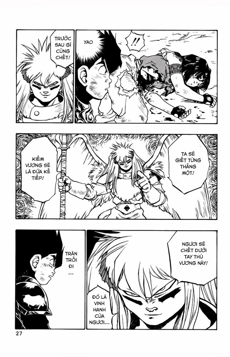 Dragon Quest: Emblem of Roto chapter 30 trang 25