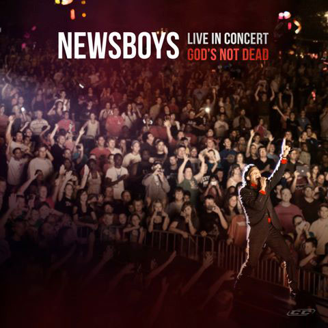 Newsboys - Live in Concert Gods not dead 2012 English Christian Album Download