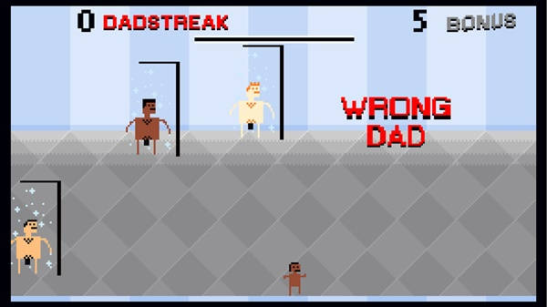 Shower With Your Dad Simulator 2015 PC Game