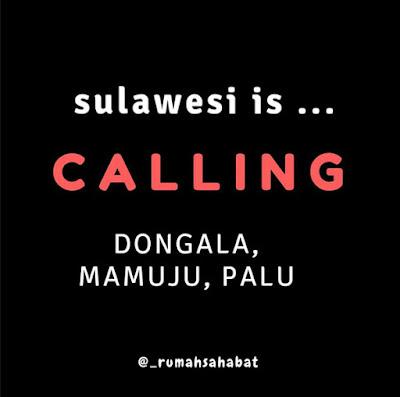 Gambar Kata Ucapan Duka Gempa di Kota Palu dan Donggala Sulawesi