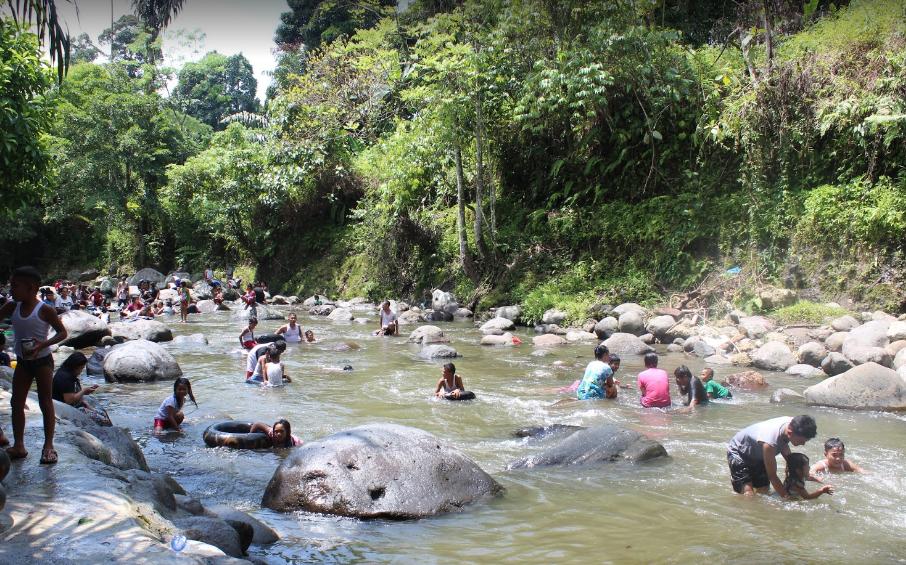 40 Daerah Destinasi Wisata Pemandian Alam Pemandian Air Panas Gerojokan Danau Di Sekitar Bersahabat Kota Medan Deli Serdang Binjai Langkat Nirwana Tersembunyi Sumatera Utara