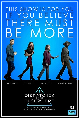 Dispatches from Elsewhere Season 1 Complete Download 480p & 720p All Episode