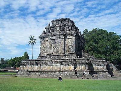 Mendut temple