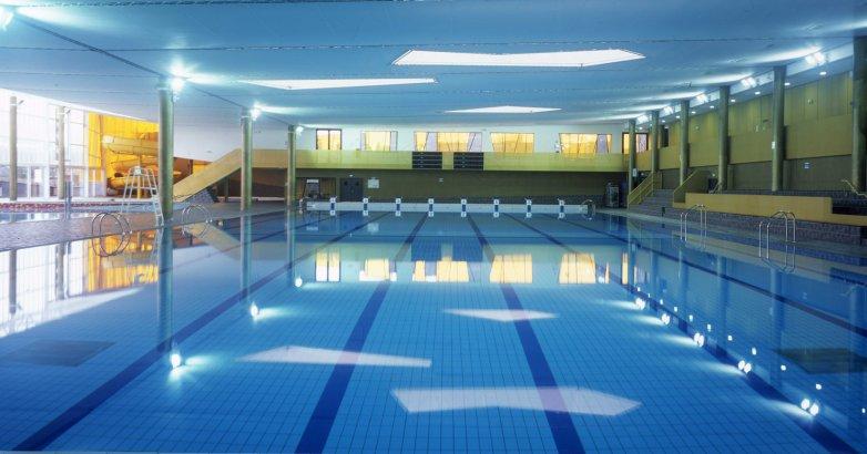 Best swimming pools spas designs aquatic center for Pool design center