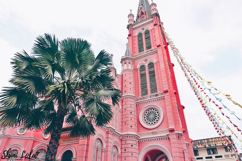 Tan Dinh Church