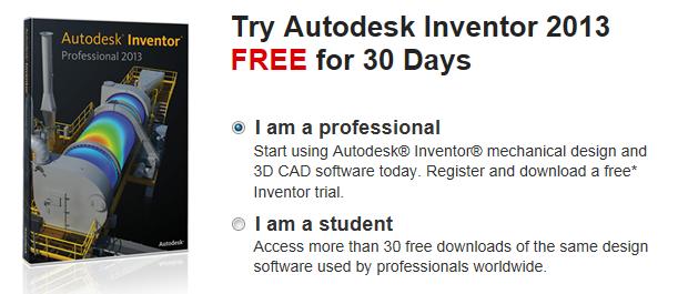 Inventor Topix: Inventor 2013 & Inventor LT 2013 Free Trial