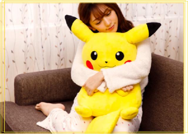 Pikachu dan Eevee Kini Bisa Memanjakan Anda dengan Pelukan Hangat!