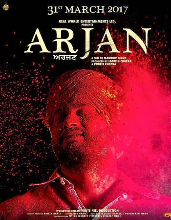 Arjan.2017 Punjabi 400MB HDRip 480p x264