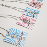 Name Brag Tags