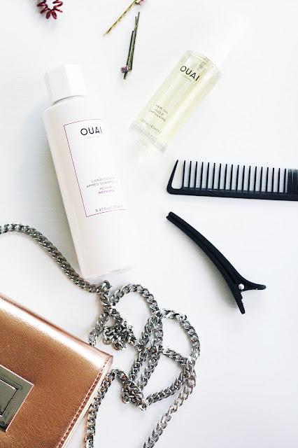 Au luxury hair brand, hair oil, repair conditioner