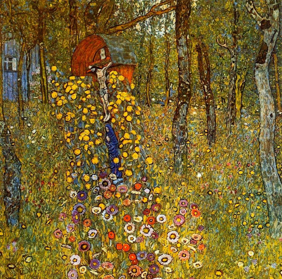 Klimt L Arbre De Vie Tableau le blog-notes de la mansarde: gustav klimt