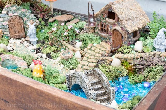 Gnome/Fairy Garden
