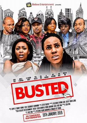 Excitement As Blockbuster Movie, 'Busted' Hit Cinemas January 19