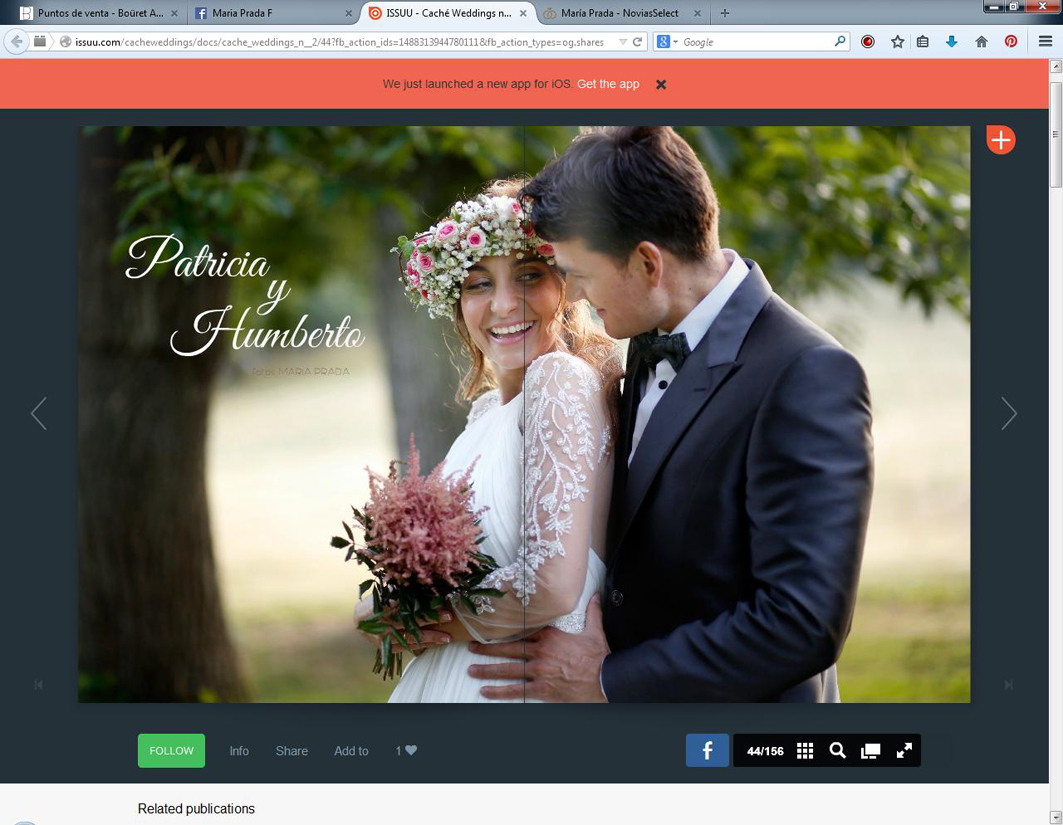 http://issuu.com/cacheweddings/docs/cache_weddings_n__2