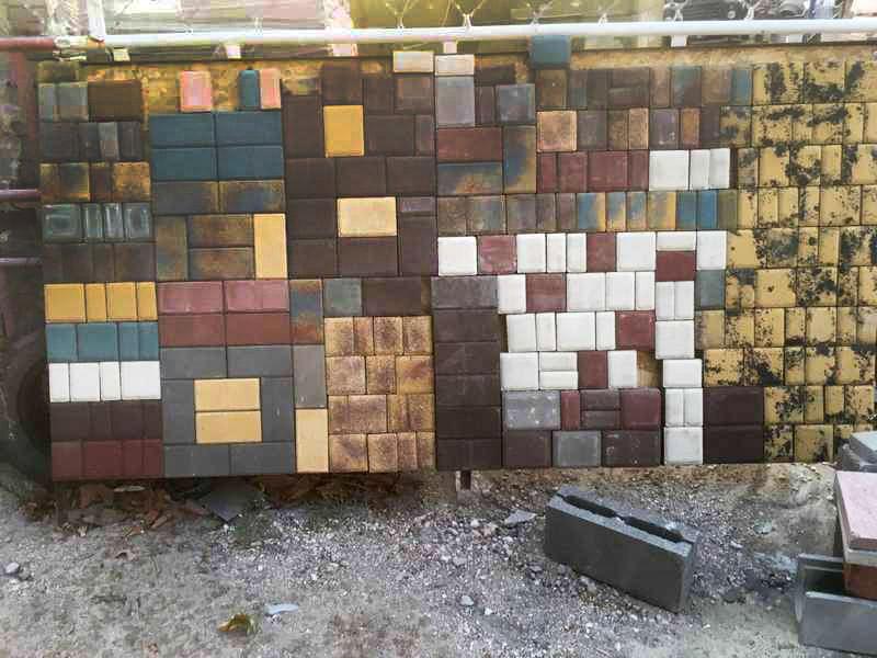 Купить тротуарную плитку в Крыму