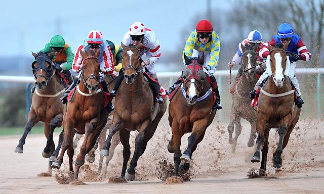 Sejarah Kuda Balap