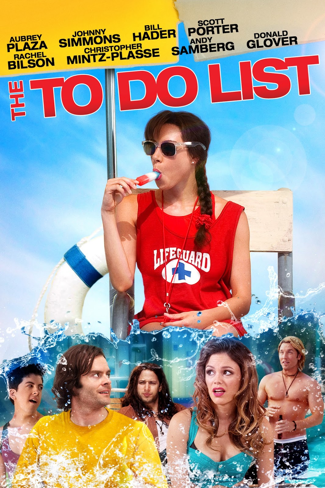 The To Do List (2013) ταινιες online seires xrysoi greek subs