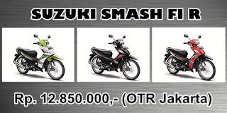 Harga SUZUKI SMASH 115 FI