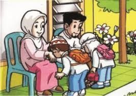 Doa untuk Ibu Bapa (Kedua Orang Tua) Dari Anak Sholeh
