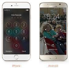 lebih enak mana adnroid atau IOS phone