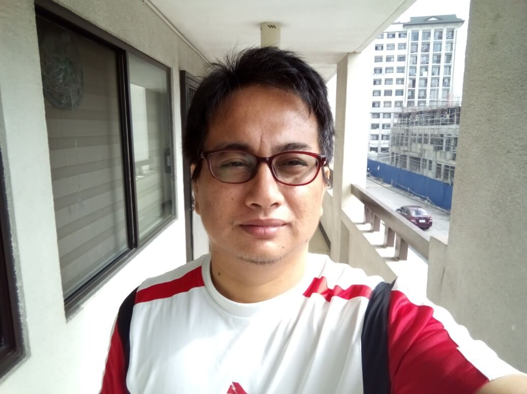 Leagoo S9 Front Camera Samples - Selfie without Beautification