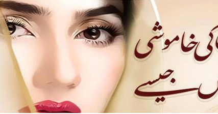 Dilkash Khamoshi Urdu Image Poetry Image Poetry Collection