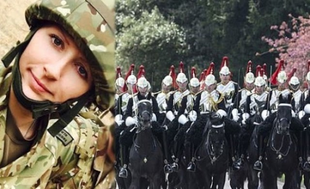ingiliz kadin askerden komutaninina cinsel taciz