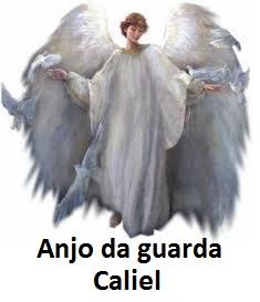 cabala anjo caliel