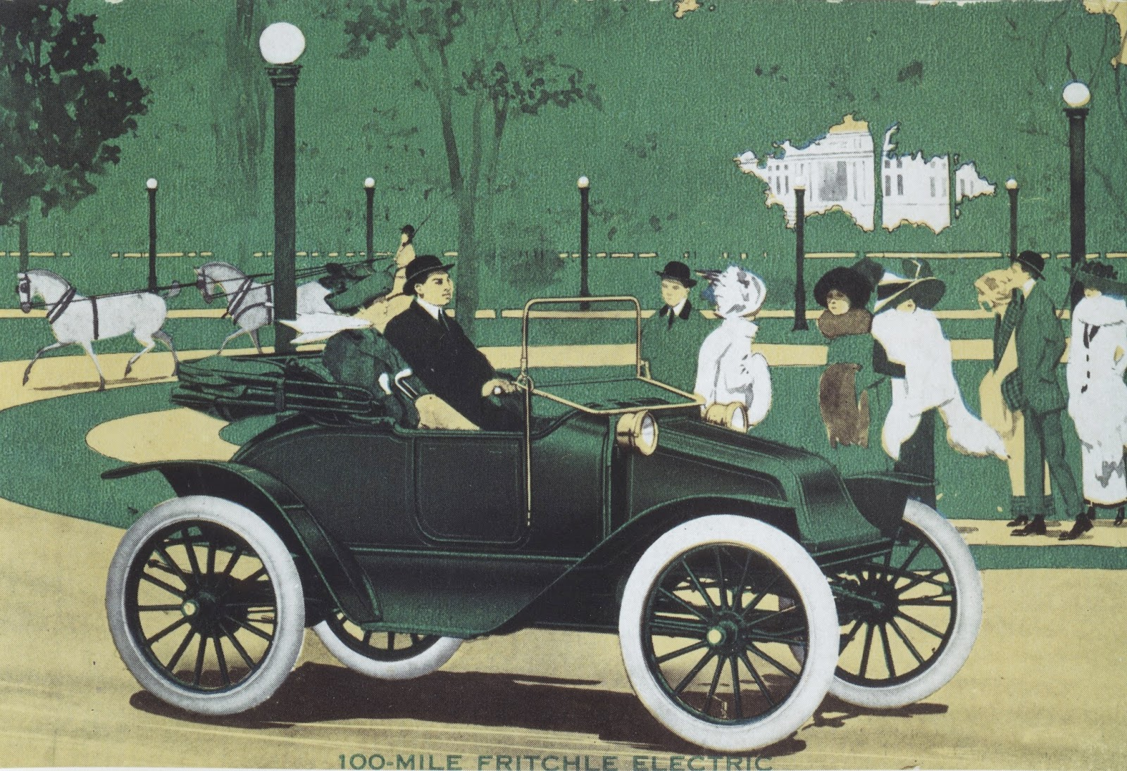 Colfax Avenue: Fritchle Electric Car Company
