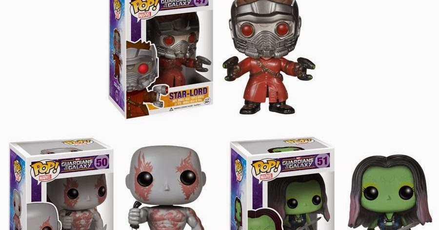 The Blot Says Guardians Of The Galaxy Pop Marvel