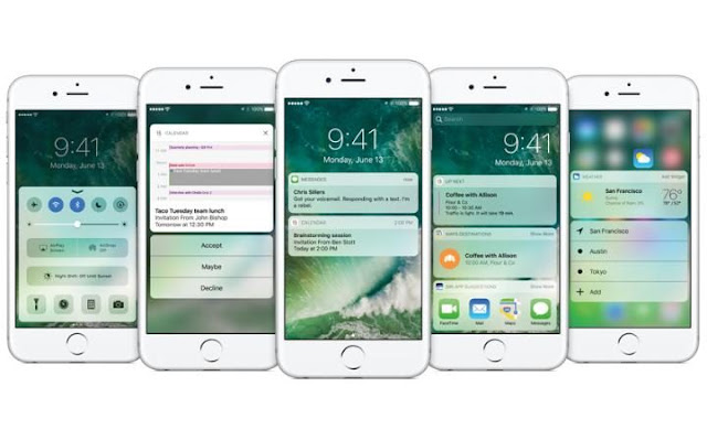 iOS 10 beta público 5 - MichellHilton.com