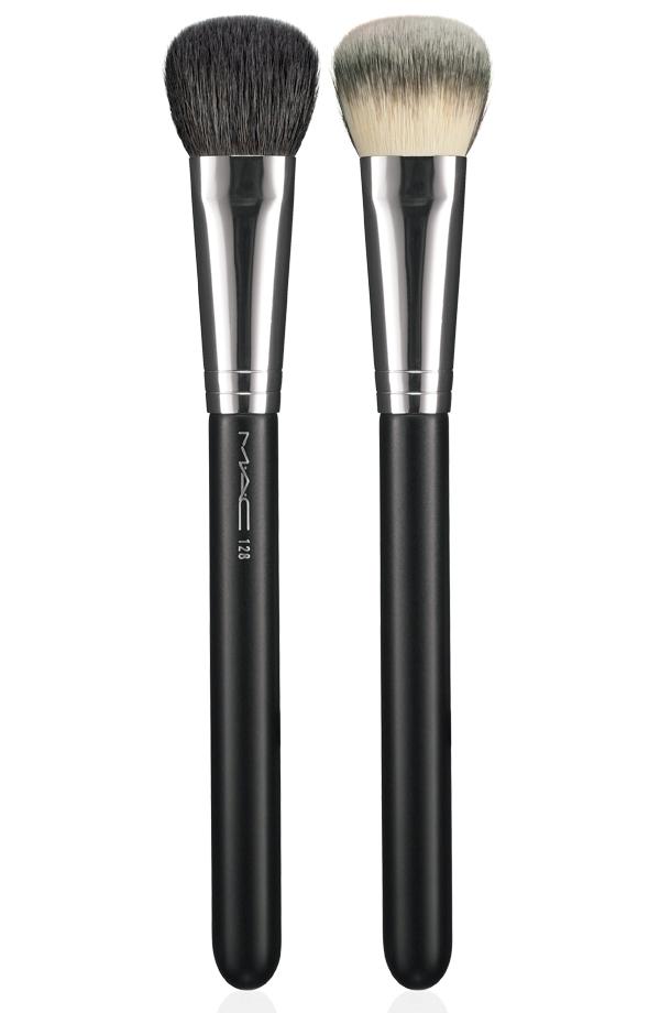 Korea, Fantastic!: MAC #128 Split Fibre Cheek Brush Review