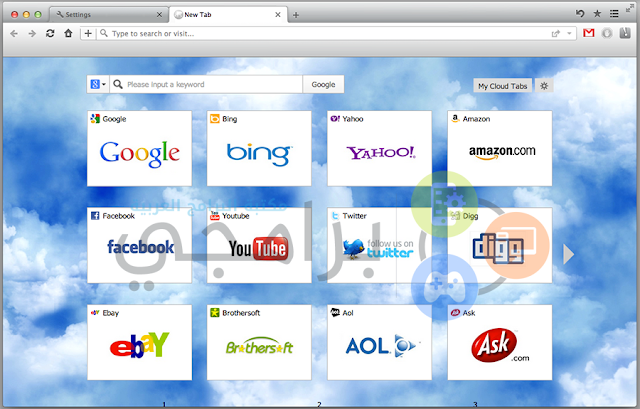 Maxthon Cloud Browser maxthon-Free-Downloa