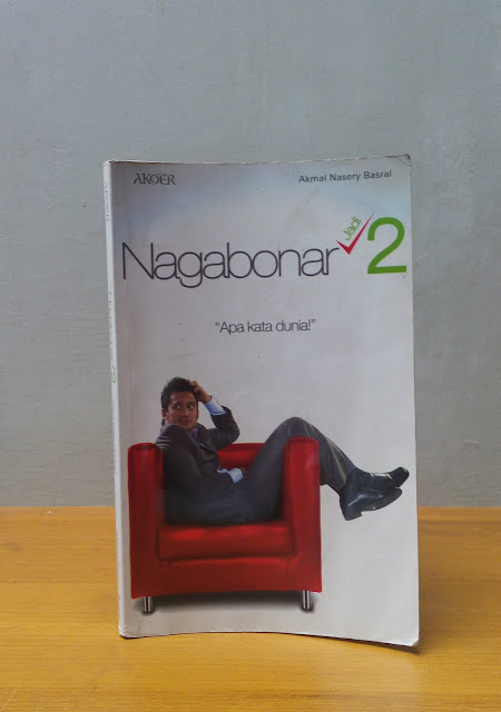 NAGABONAR JADI 2, Akmal Nasery Basral