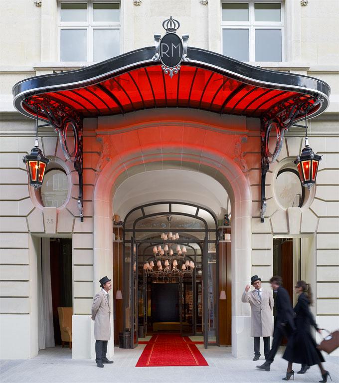 Loveisspeed le royal monceau hotel paris by for Hotel design paris 8