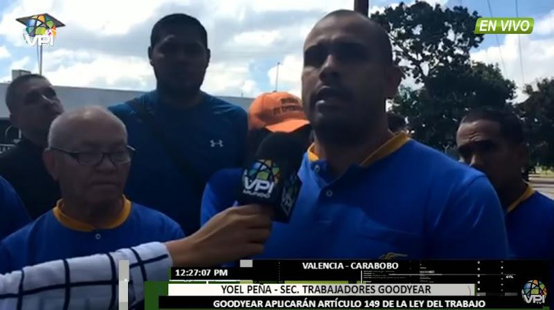 Régimen de Maduro le robó la liquidación a los trabajadores de cauchos GoodYear