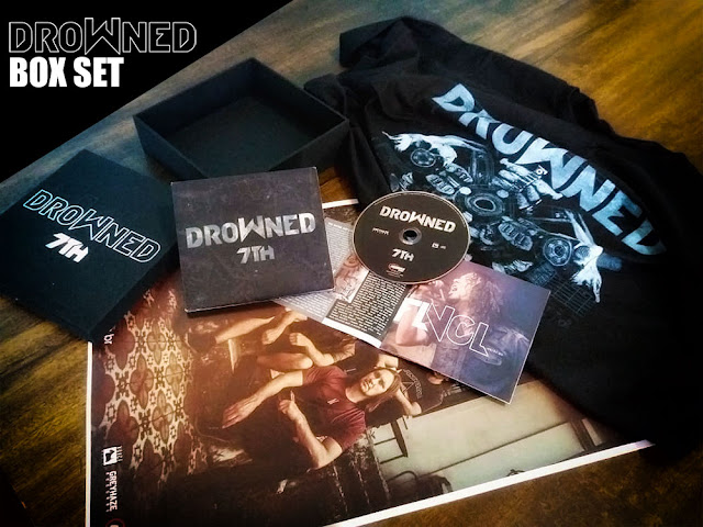 Drowned: box-set exclusivo tem poucas unidades disponíveis