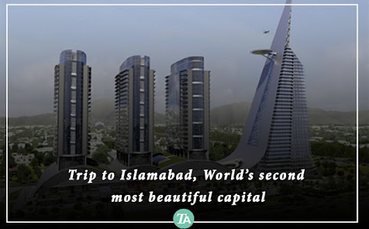 TalkAbout: Trip to Islamabad