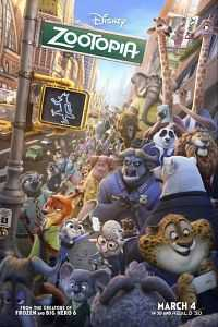 Zootopia (2016) Full 300MB Movie Download Hindi - English BluRay