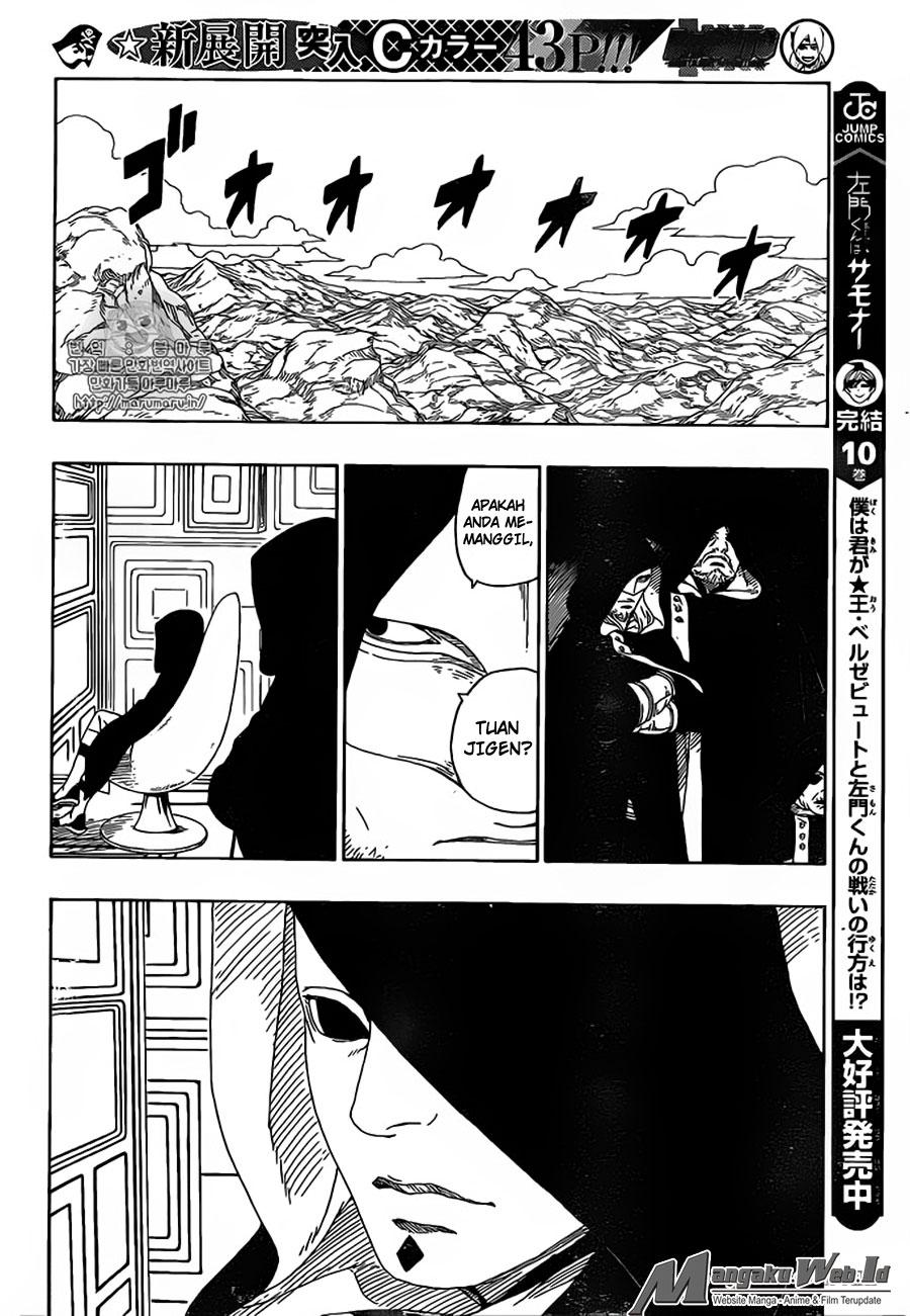 Boruto – Chapter 15 : Bayangan Penyanggah
