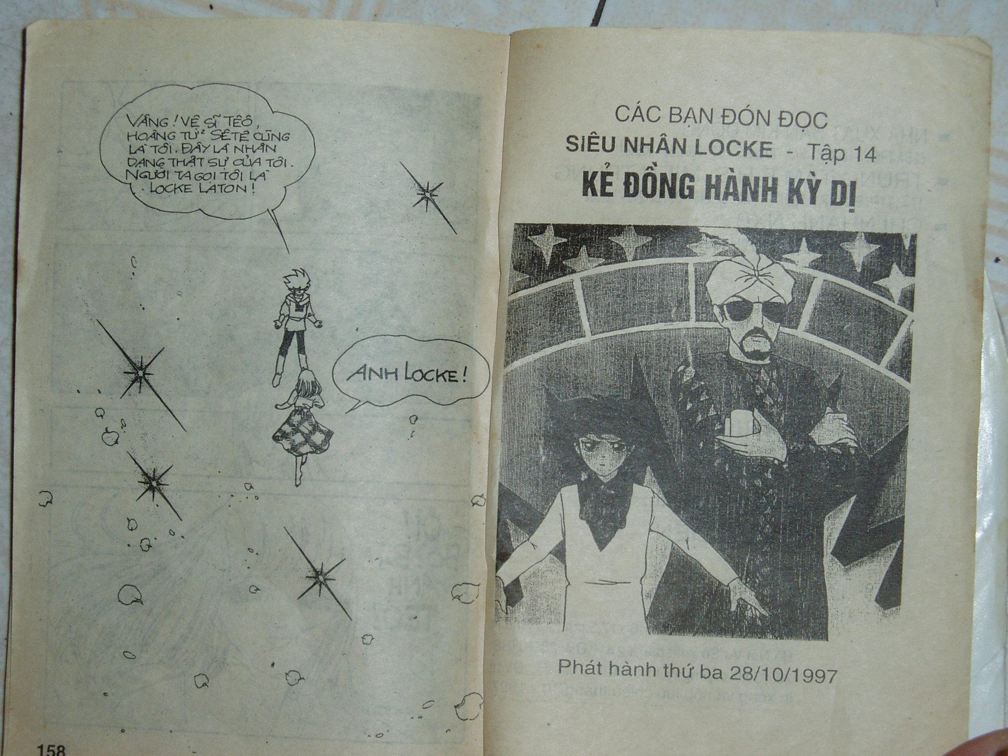 Siêu nhân Locke vol 13 trang 75