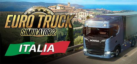 Download Game Euro Truck Simulator 2 - Italia