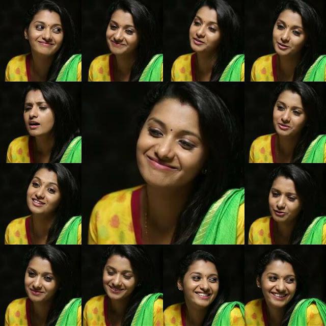 Kalyanam Mudhal Kadhal Varai Serial Actress Priya Bhavani: Priya Bhavani Shankar Beautiful Face Expressions Stills