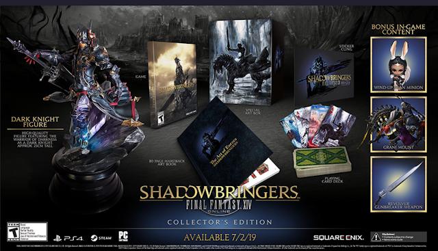 Final Fantasy XIV - Shadowbringers pre-order Now