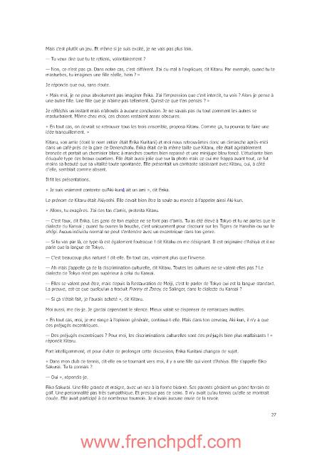 Roman 2017: Haruki Murakami - Des hommes sans femmes PDF Gratuit