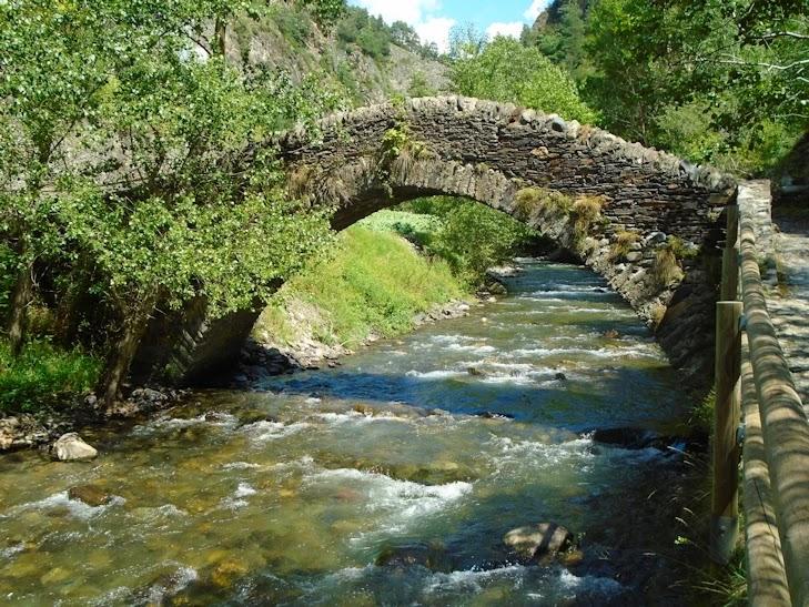 Pont de Sant Antoni de la Grella