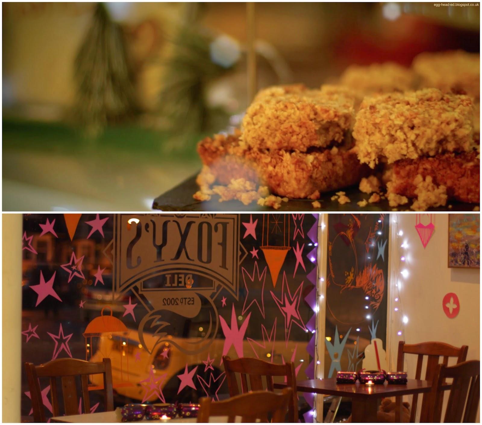 Foxy's Deli & Café Christmas Food