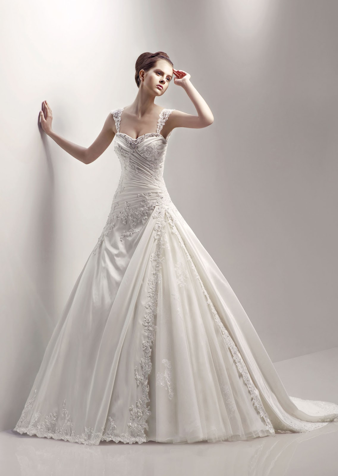 989889d5ab Off-the-Rack Wedding Apparel. Getting one of those wedding dresses ...