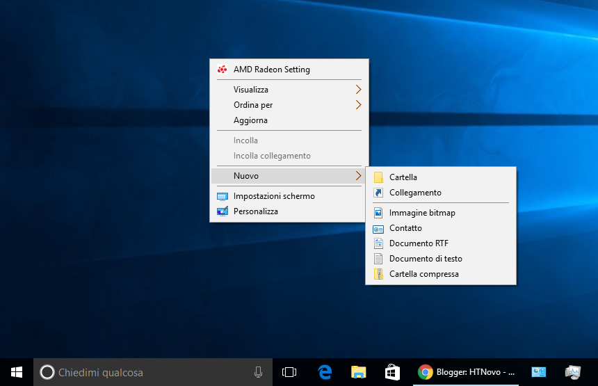 Come pinnare Cartelle alla Barra delle applicazioni in Windows 10 e precedenti 2 HTNovo