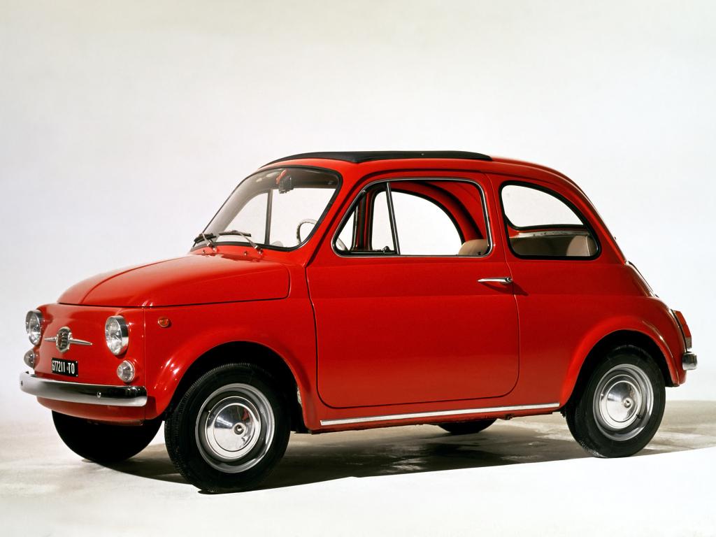 Autos Classiques Fiat 500 F